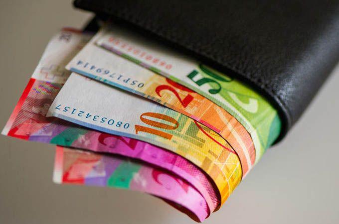Los suizos son los mejores pagados de Europa