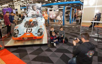 Salón del auto: con menos visitantes en Ginebra