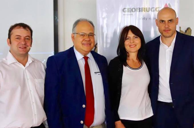 Geobrugg Realizó Un Seminario Sobre Estabilidad De Taludes