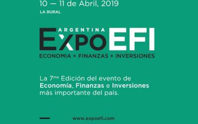 EXPO EFI anuncia su edición 2019 en La Rural