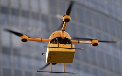 Die Post podrá volver a utilizar drones