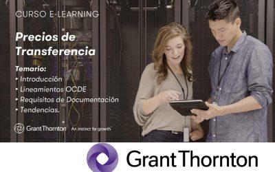 Nueva capacitación virtual de Grant Thornton Argentina