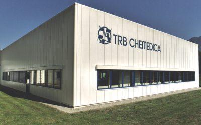 TRB Chemedica presentó los resultados de DISSCO