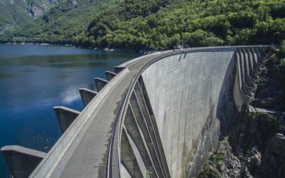 Suiza reduce su consumo de energía eléctrica
