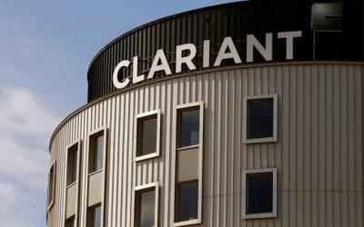 Clariant continúa creciendo en plásticos y revestimientos