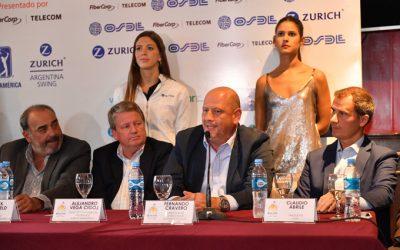 Córdoba recibe la segunda fecha de Zurich Argentina Swing