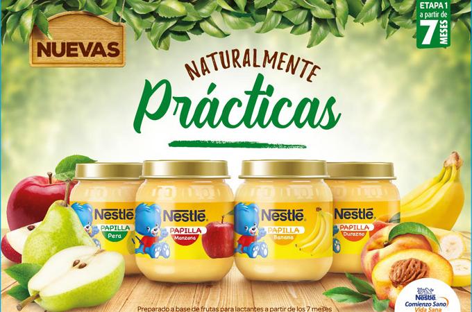 Nestlé Relanza Su Gama De Papillas En La Argentina