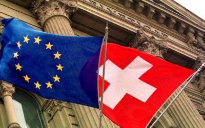 Los suizos quieren el acuerdo-marco con la UE