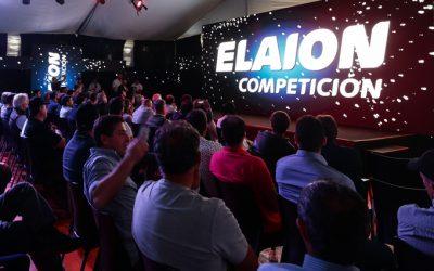 MCI clave en el  lanzamiento de Elaion Competición