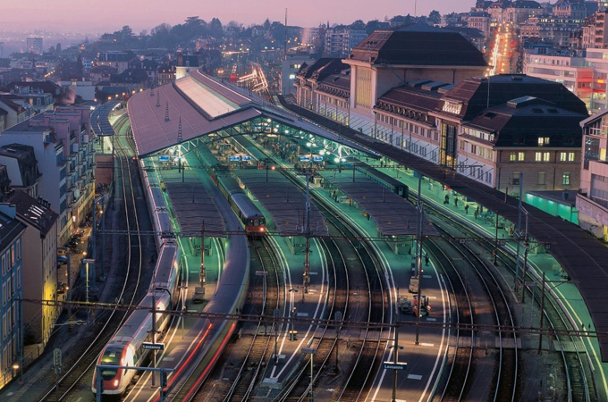 Infraestructuras: Será Transformada La Estación De Lausana