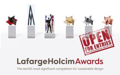 Inscripción abierta para los Premios LafargeHolcim