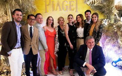 Un pop-up store de Piaget en México
