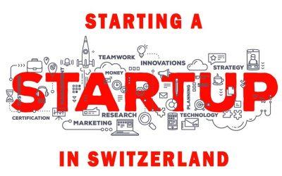 Start-up suizas alcanzan el octavo lugar a nivel mundial