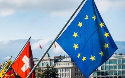 Suiza sin interés de firmar el Acuerdo Institucional con la Unión Europea