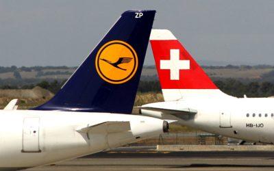 Lufthansa y Swiss lanzan viajes a tarifa reducida para acompañantes
