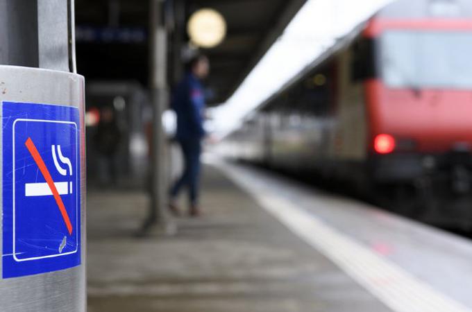 Instalarán 1000 Estaciones Para No Fumadores En Suiza
