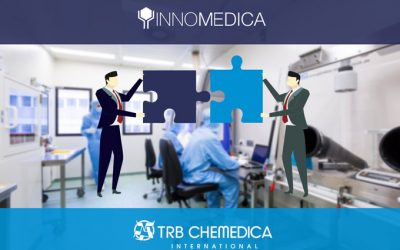 Colaboran TRB Chemedica e InnoMedica para desarrollar liposomal GM1