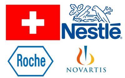 Tres compañías suizas en el top 100 mundial