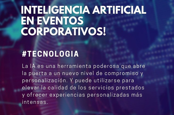MCI: Inteligencia Artificial En Eventos Corporativos