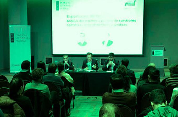 Marval Realizó El Primer Encuentro Del Ciclo COMEX: Exportación De Servicios