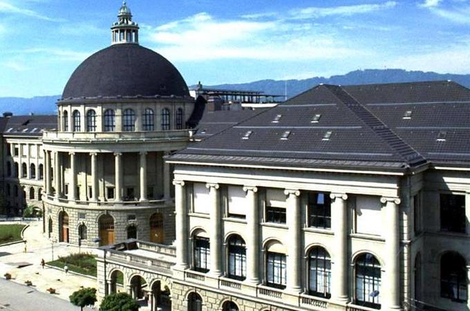 La EPFZ Es Considerada La Mejor Universidad En La Europa Continental