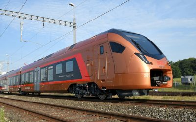 Equipos de tracción de ABB  ampliarán flotas ferroviarias en USA y Europa