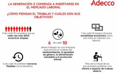 Adecco Argentina: la inserción de la Generación Z al mundo laboral