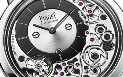 Piaget subastará un Altiplano en Only Watch 2019