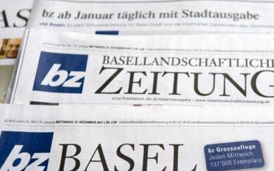Se fusionan dos diarios del grupo CH Media en Basilea