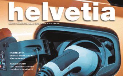 HELVETIA 98: El futuro de la movilidad y los 125 años de Omega