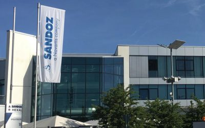 Sandoz lanza un genérico en varios mercados europeos