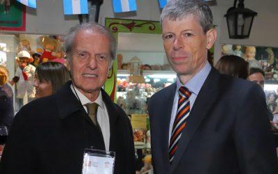 La Cámara de Comercio Suizo Argentina conmemoró el Día Nacional Suizo