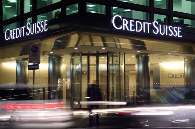 Excelentes resultados para Credit Suisse durante el primer semestre del año