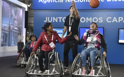 Exitosa experiencia de MCI Argentina en la II Cumbre Global de Discapacidad
