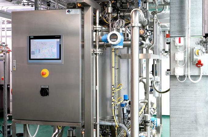 Endress + Hauser Desarrolla Un Sistema De Prueba De Higiene Y Aguas Residuales