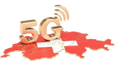 Suiza es pionero en Europa al proporcionar frecuencias 5G a los operadores de red