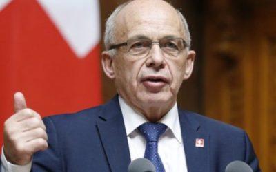 El Consejo Federal apunta a una Suiza climáticamente neutral para 2050