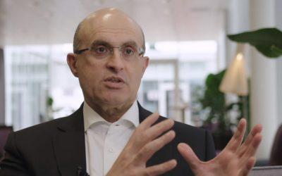 Reconocimiento a Firmenich por su liderazgo en Desarrollo Sostenible