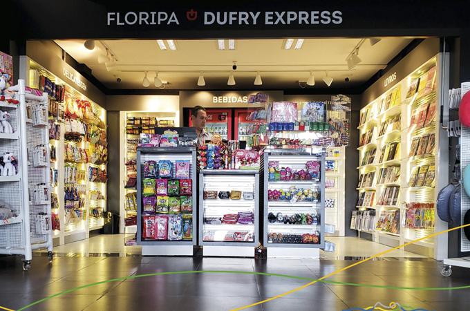 Dufry Amplía Sus Operaciones En El Aeropuerto Internacional De Florianópolis