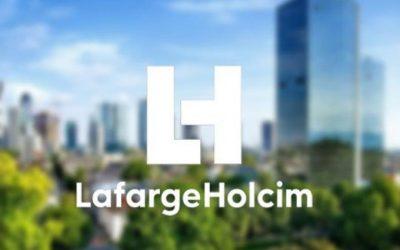 LafargeHolcim asigna CHF 160 millones para reducir la huella de carbono en Europa
