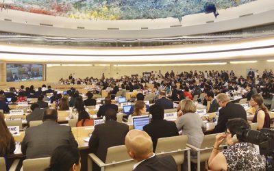 Suiza presentó a la ONU una resolución sobre la abolición de la pena de muerte