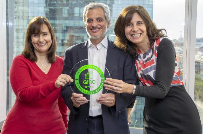 """Gobierno De CABA Reconoció A KPMG Por El Proyecto """"Nuestra Oficina Sustentable"""""""