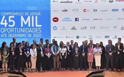 Nestlé aportará al desarrollo profesional de los jóvenes del Mercosur hasta el 2020