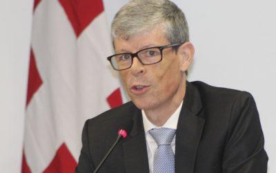 Presencia suiza durante el Seminario EFTA– MERCOSUR en Diputados