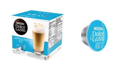 De la mano de Nestlé, vuelve Cappuccino Ice la bebida de Nescafé Dolce Gusto