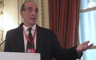 Testimoniales de Ricardo Arriazu durante el Almuerzo de Fin de Año de la CCSA