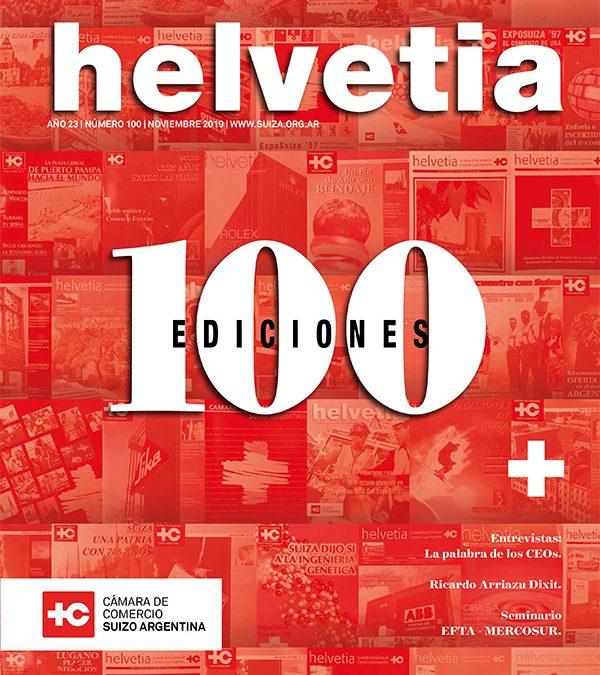 Helvetia 100