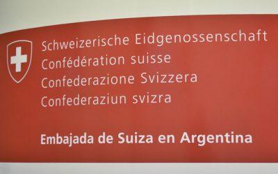 Puesto vacante en la Embajada Suiza en  Argentina