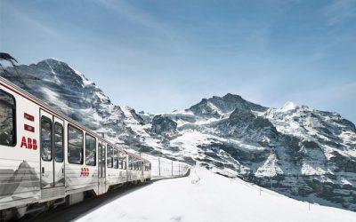 ABB abrió nuevas rutas a través de los Alpes en el Día Mundial de la Montaña