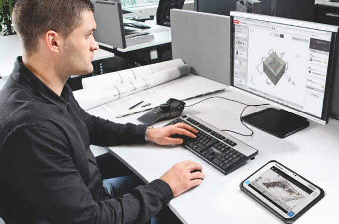 "HILTI INTEGRA ""PROFIS ENGINEERING SUITE"" CON EL SOFTWARE ""RISACONNECTION"""